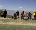 ITS Guys riding bike