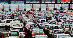 Gurgaon Toll Plaza