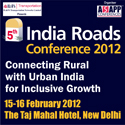 5th India Roads Conference 2012