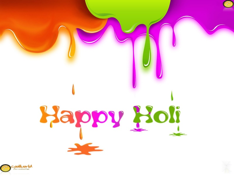 Happy Holi 2