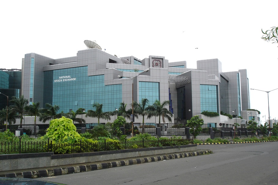 National_Stock_Exchange_of_India_in_August_2006