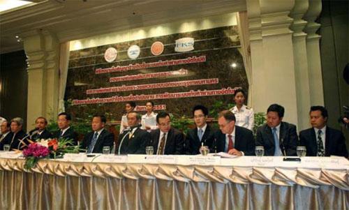 Kapsch TrafficCom delivers Toll Systems for Urban Motorways in Bangkok