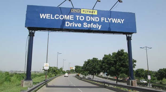 Delhi-Noida-Delhi-flyway